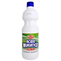 Acido Muriatico čistič WC, 1000 ml